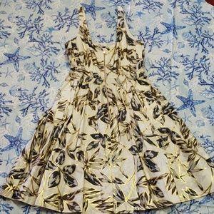 J. CREW linen dress